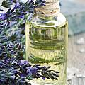 Lavender oil by Mythja  Photography
