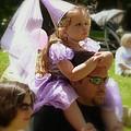 Lavender Princess by Cindy Wright
