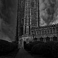 Lavenham Cathedral by Martin Newman