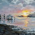 Lavish Sunrise by Lori Pittenger
