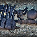 Law Enforcement -swat Gear - Entry Tools by Paul Ward