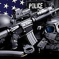 Law Enforcement Tactical Police by Gary Yost