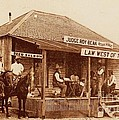Law West Of The Pecos by Pg Reproductions