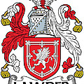 Lawder Coat Of Arms Irish by Heraldry
