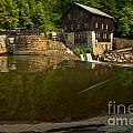 Lawrence County Grist Mill by Adam Jewell