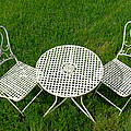 Lawn Furniture by Olivier Le Queinec