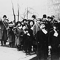 Lawrence Textile Strike. Strikers by Everett