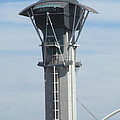 Lax Control Tower by Russell Einhorn