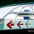 Lax Exit Arrows by Fei A