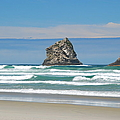 Layers - New Zealand Coast by Cascade Colors