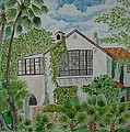 L.b. Clegg House In San Antonio by Vera  Smith