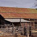 Lbj Barn by John Johnson