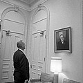 Lbj Looking At Fdr by War Is Hell Store