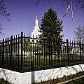 Lds Idaho Falls Temple by Image Takers Photography LLC - Carol Haddon