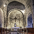 Le Castellet Medieval Church by Marc Garrido