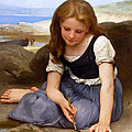 Le Crabe by William-Adolphe Bouguereau