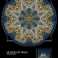 Le Gates De Palais by Mike Johnson