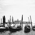 Le Gondole - Venice by Heike Hellmann-Brown