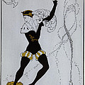 Le Pavillion D'armider by Georges Barbier