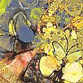 Le Printemps Des Papillons by Miki De Goodaboom