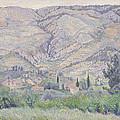 Le Ragas, Near Toulon, 1930 by Camille Pissarro