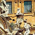 Le Statue by Guido Borelli