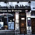 Le Taveau Des Oubliettes Paris France by Evie Carrier