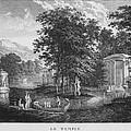 Le Temple by Carl Wilhelm Kolbe