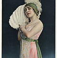 Le Theatre 1912 1910s France Mlle by The Advertising Archives