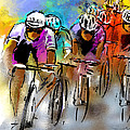 Le Tour De France 03 by Miki De Goodaboom