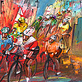 Le Tour De France Madness 04 by Miki De Goodaboom