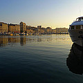 Le Vieux Port Marseille by August Timmermans