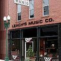 Leach's Music by Lee Owenby