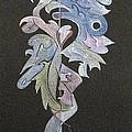 Leaf Study 1 by JoAnn Cotyjo Smith