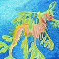 Leafy Seadragon by Tanya Hamell