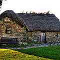 Leanach Cottage by Derek Beattie