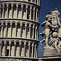 Leaning Tower Of Pisa by Ayhan Altun