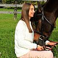 Leanna Abbey 21 by Life With Horses