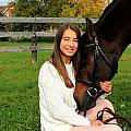 Leanna Abbey 22 by Life With Horses