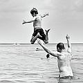 Leap by Trever Miller