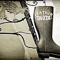 Leather Boots by Laurie Perry