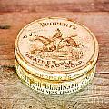 Leather Saddle Soap by Les Palenik