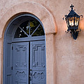 Leave The Light On - Albuquerque New Mexico by Gregory Ballos