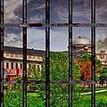 Leavenworth Federal Prison by Liane Wright