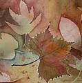 Leaves by Patricia Novack