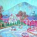 Leaving Roanoke by Kendall Kessler