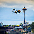 Leaving Seattle by Inge Johnsson