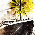 Leaving Ship by Andrea Barbieri