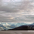 Bank Of Clouds Over College Fjord by Cindy Murphy - NightVisions