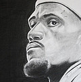 Lebron by Don Medina